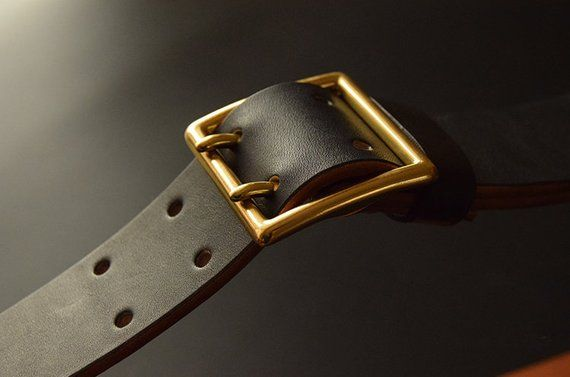 Double Pin Gold Buckle Square Shape 40 Mm Gold Belt Buckle Gold Belts Buckle
