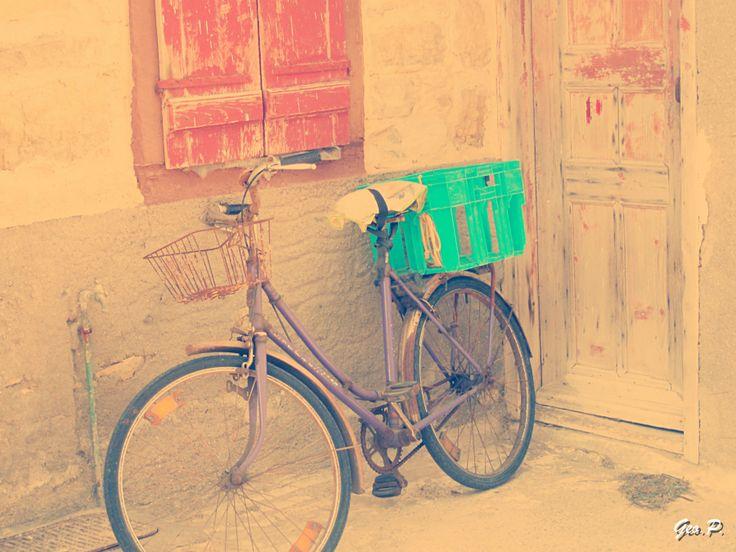 The bike. <3