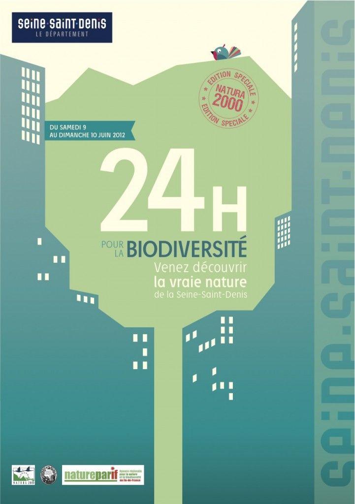 24 heures pour la biodiversité en Seine-Saint-Denis les 9 et 10 juin 2012  http://www.pariscotejardin.fr/2012/06/24-heures-pour-la-biodiversite-en-seine-saint-denis-les-9-et-10-juin-2012/#