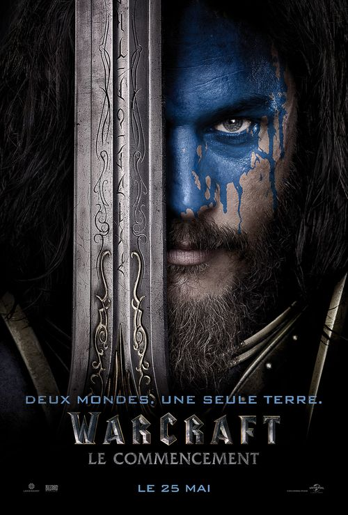 Watch->> Warcraft 2016 Full - Movie Online