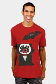 PUGCULA Mens T Shirts