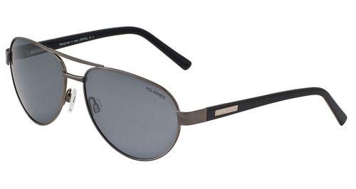 Daniel Sunglasses in Gunmetal with Grey Polarised Lenses by Bill Bass  #Polarised #Sunglasses #Australia #BillBass #danielsunglasses #Designer #mens #menssunglasses #designersunglasses #metallic #grey #metalsunglasses #gunmetal
