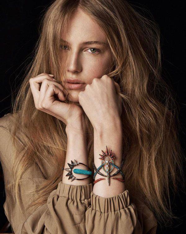 Nikos Koulis bracelets