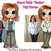 Custom Avatar Portraits By Artist Sherri Baldy