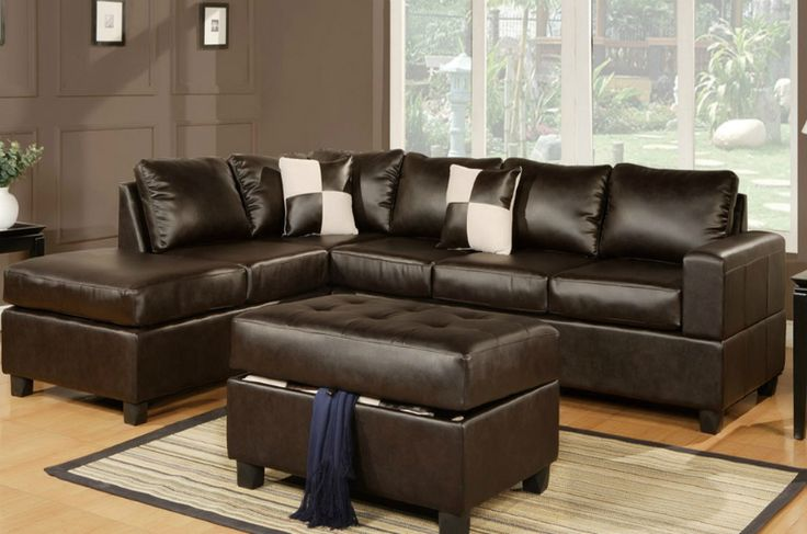 Best 20+ Brown Sectional Sofa Ideas On Pinterest