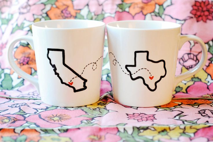 State+or+Country+Heart+MugsGoing+Away+Present+by+GreySkiesBlue,+$35.00