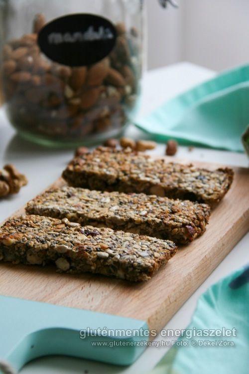 gluténmentes energiaszelet recept