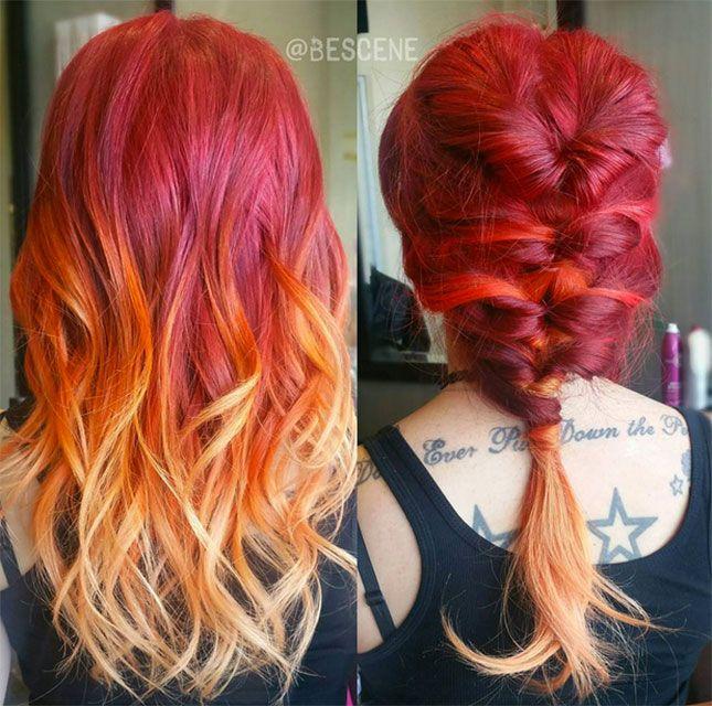 Terrific 1000 Ideas About Teen Hair Colors On Pinterest Whippy Cake Hair Short Hairstyles For Black Women Fulllsitofus