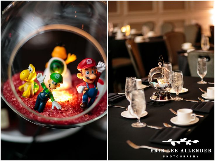 Planner: Angela Proffitt Venue: Hilton Nashville Downtown Photographer: Erin Lee Allender Photography