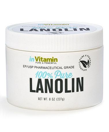 This 100 Percent Pure Lanolin is perfect! #zulilyfinds