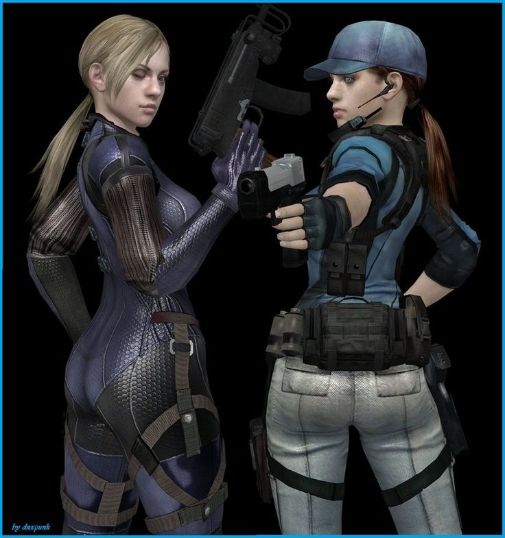 jill valentine in retribution