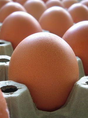 Gevulde eieren met Gorgonzola