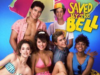 Saved By The Bell complete series dvd