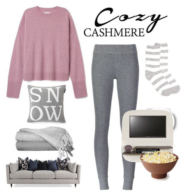 """Soooo cosy"" by giovanna-222 on Polyvore featuring ATM by Anthony Thomas Melillo, New Directions and Lexington"