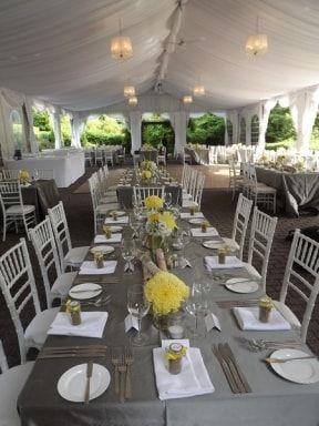 Mansion Wedding of Miller Lash House