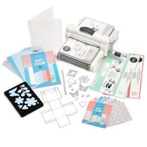 Sizzix Big Shot Plus Starter Kit (White & Gray) $249.99