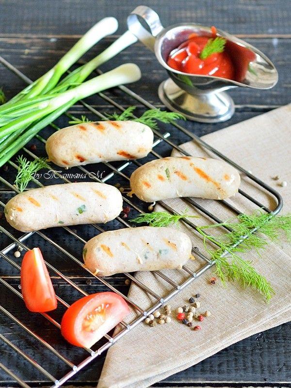 Куриные сардельки для гриля. Вкусные гриль рецепты для пикника в кулинарном блоге Татьяны М.