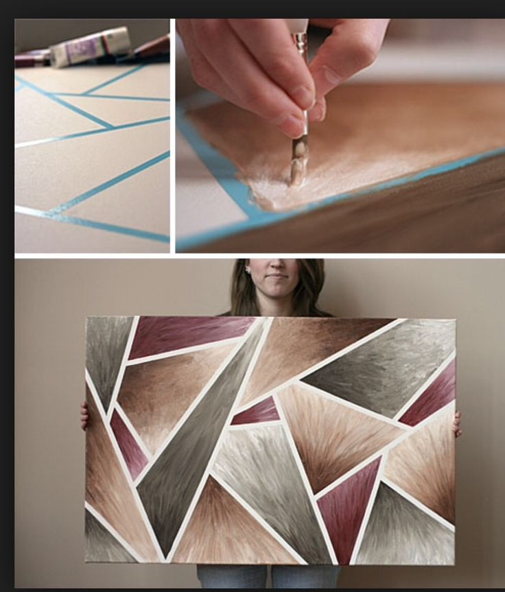 18 easy painting ideas