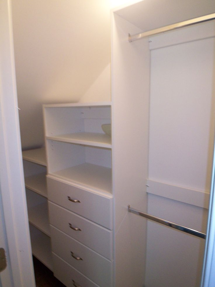 Perfect Solution To The Closet Under The Stairs Odd