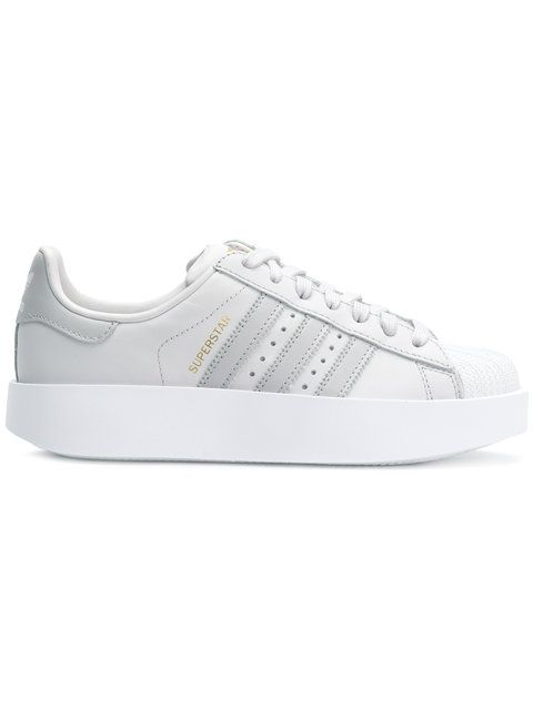 Superstar Bold platform sneakers | Adidas originals, Adidas