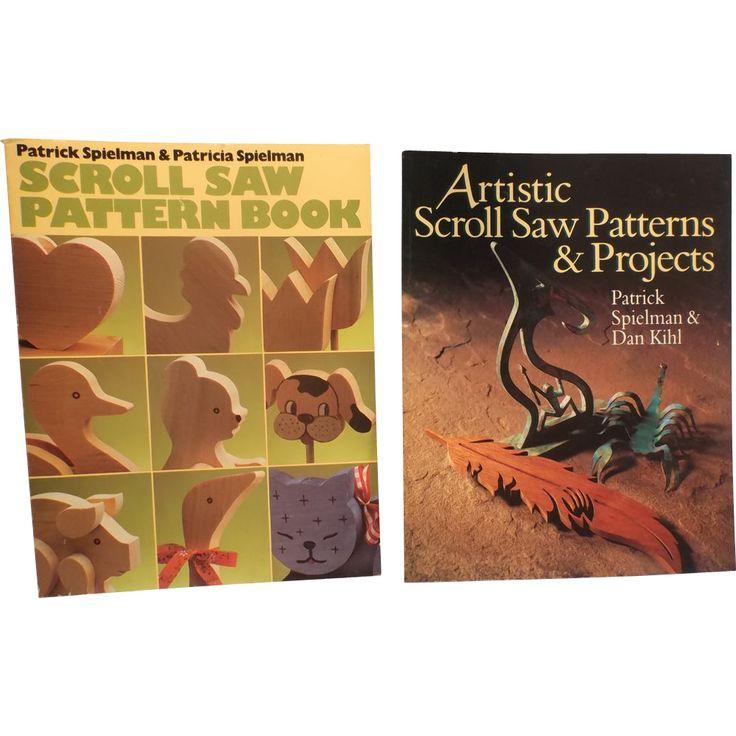 scroll saw pattern book pdf