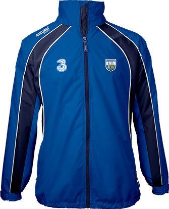 Azzurri Sport Waterford GAA Rain Jacket, Barrow