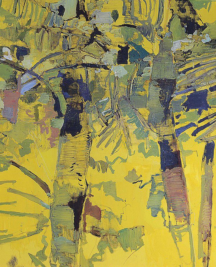 Thunderstruck (Giovanni Frangi (Italian, b. 1959), Bel Air, 2015....)