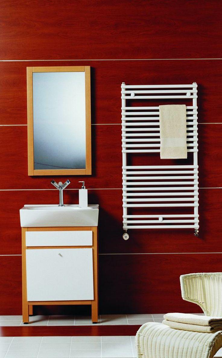 Standard bathroom radiator - Purmo Santorini