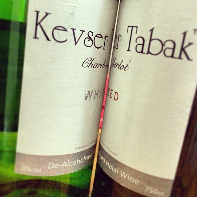 Kevser Tabak™. Non Alcohol Wine. Alcohol Free Wine. Halal Wine.