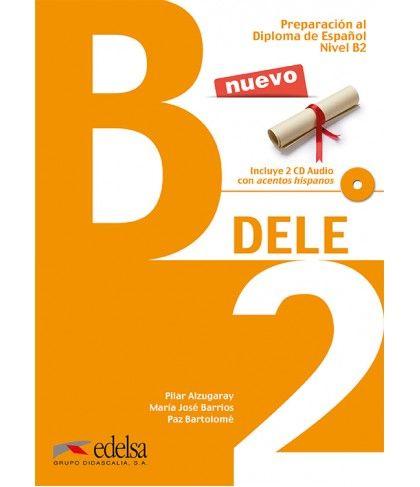 16 best dele b2 images on pinterest language speech and el libro que necesitas para preparar el examen dele b2 las claves del dele b2 fandeluxe Image collections
