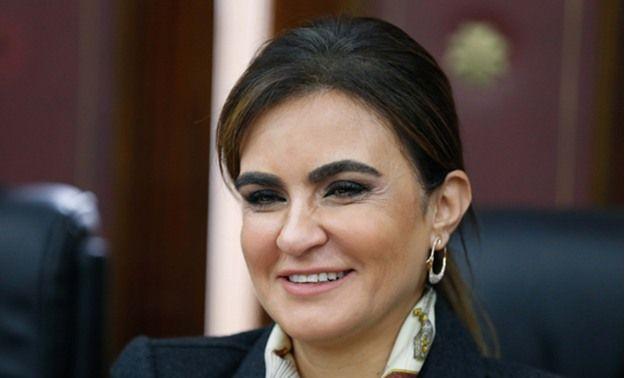 الدكتورة سحر نصر وزيرة التعاون الدولى Egypt Probe Opportunity