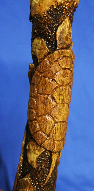 hickory hiking stick #2