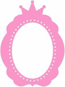 Silhouette Design Store - View Design #7313: crown frame for a princess Visit : http://www.silhouettedesignstore.com/?page=view-shape&id=7313