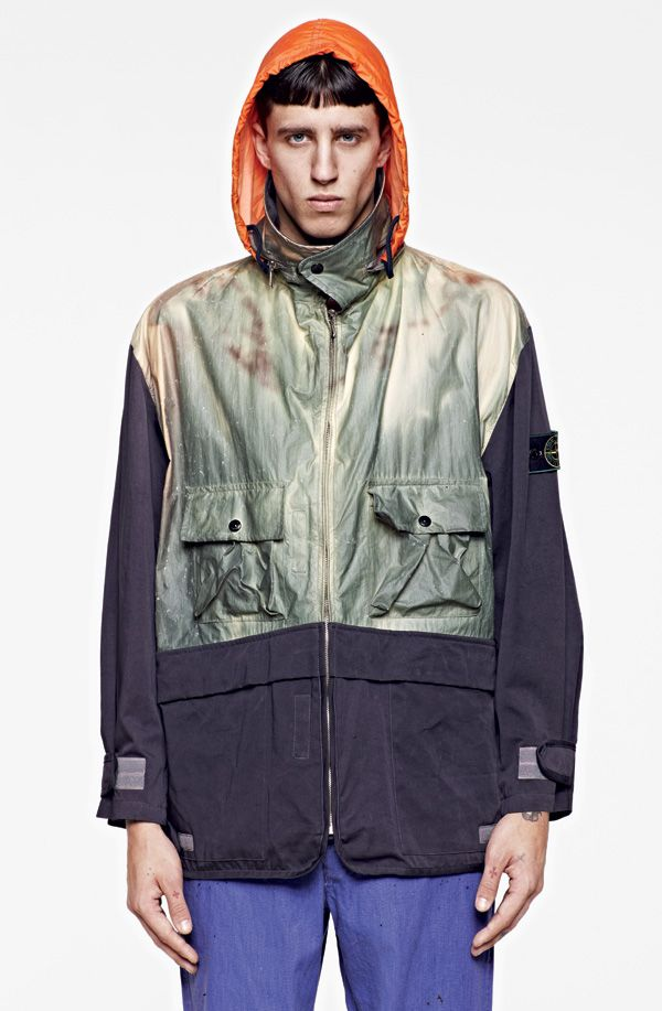1989 The Ice Jacket was born. Created in heat-sensitive ...