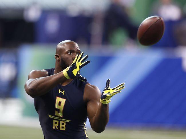 NFL 2017 Draft News: Power Ranking Top 10 Running Back Prospects