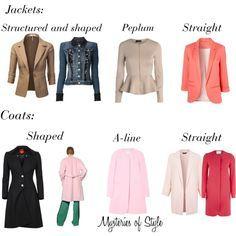 Téglalap testlakat: tökéletes blézerek és kabátok