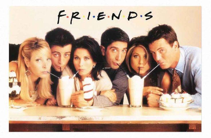 """Friends ospite di """"Ieri e Oggi"""""""