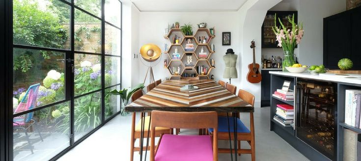 A New York Loft Style London Flat You'll Love FEAT