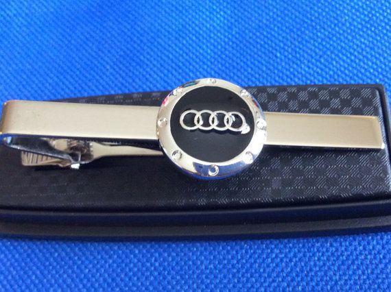 AUDI Tie Clip~Audi Tie Clasp~Great Gift Idea
