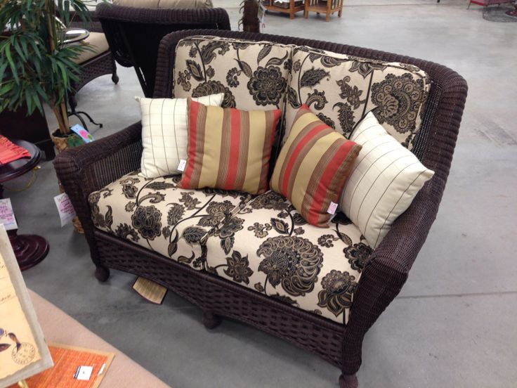 17 Best images about Wicker & Patio Furniture on Pinterest