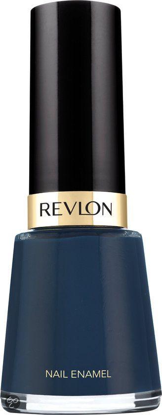 Revlon Nail Enamel - 481 Fashionista - Blauw - Nagellak