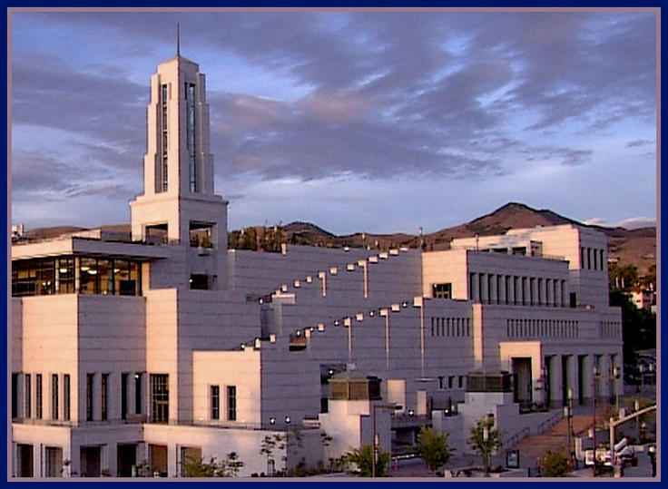 LDS Conference Center~ I was there for the dedication.  The tour of the art is amazing.   I liked relaxing in the park on top.  What a building!