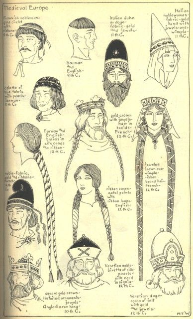 Village Hat Shop Gallery :: Chapter 7 - Medieval or Gothic Europe :: 49_G