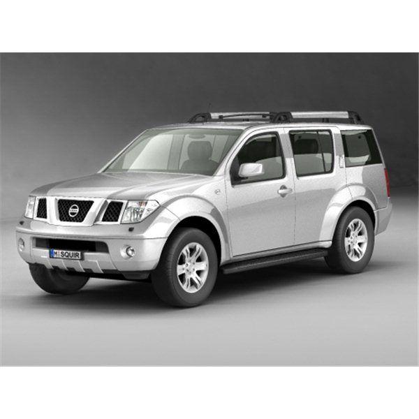 Nissan Pathfinder 2006 - 3D Model