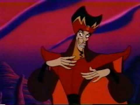 The Return of Jafar (You're Only Second Rate) - YouTube