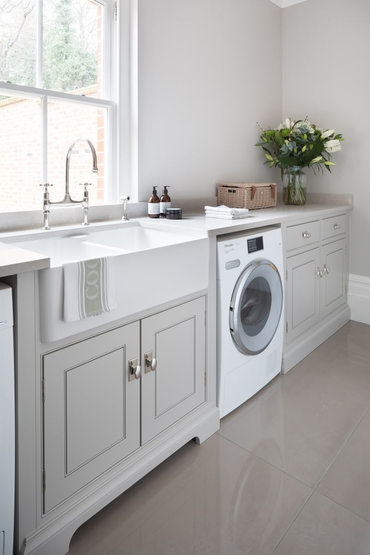 Head to our blog, Der Kern for advice from award winning, interiors journalist and blogger, Kate Watson-Smyth of Mad About The House on planning your dream utility room in your new home
