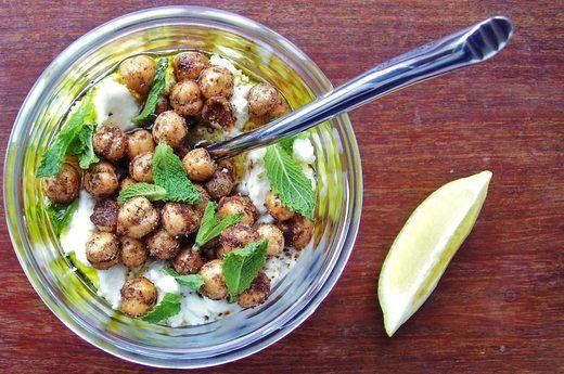 1. Middle Eastern Savory Yogurt Jar