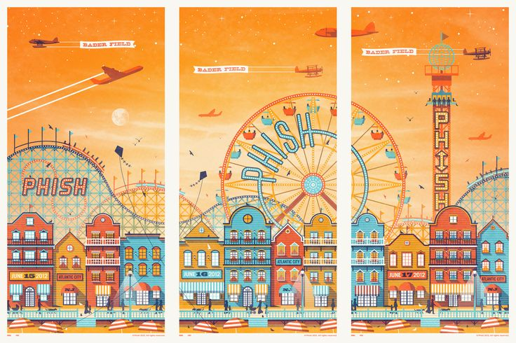 phish_atlantic_city_triptych DKNG