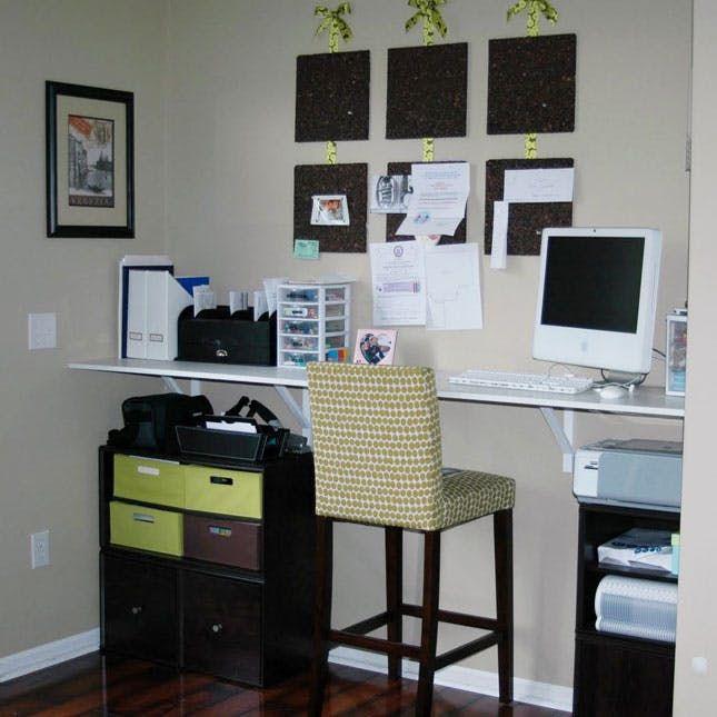 25 best standing desk hacks images on pinterest desk ideas office ideas and desks. Black Bedroom Furniture Sets. Home Design Ideas