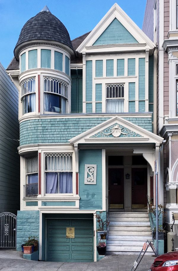 Local S Guide To San Francisco With The Best Places To See In San Francisco Restaurants Hotels And Tips Earth S Attractions Travel Guides By Locals Trav Victorian Homes San Francisco Houses Architecture